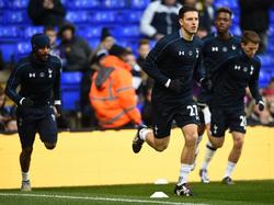 Kevin Wimmer wird zu weiteren Einsätzen bei Tottenham kommen