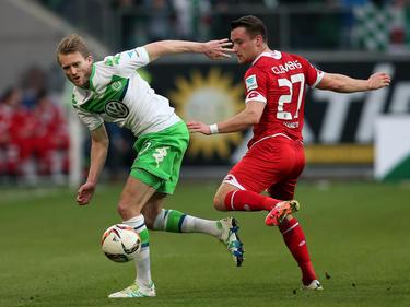 Mainz zieht die Kaufoption und verpflichtet Clemens (r.) fest