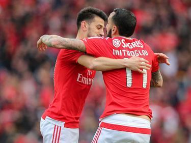 Benfica siegt mit Mühe