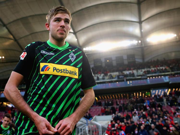 Christoph Kramer spielt am Samstag gegen Leverkusen