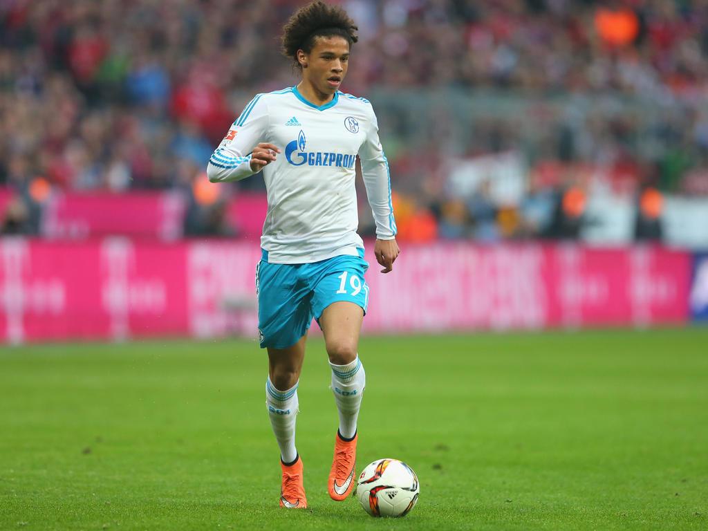 Trägt Sané in der nächsten Saison noch das Schalker Trikot?