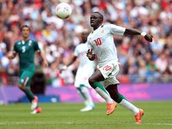 Sadio Mané erzielte gegen Simbabwe seinen zweiten Turnier-Treffer