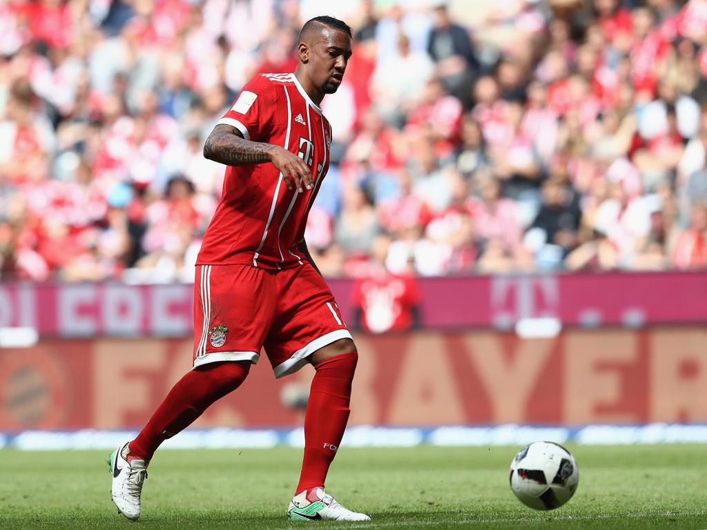 Jérôme Boateng will weiter für den Rekordmeister spielen