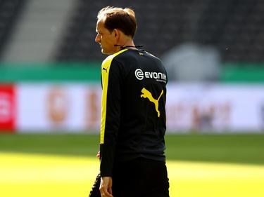 Das Pokalendspiel könnte die letzte Partie für Tuchel als BVB-Trainer gewesen sein