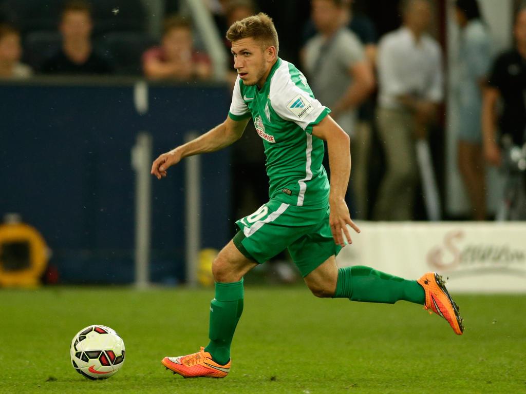 Levent Aycicek (Werder Bremen)