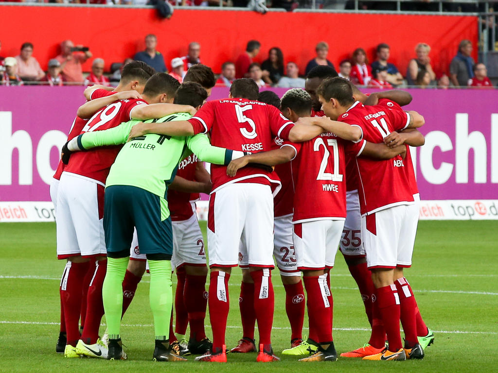 Kaiserslautern feierte einen ungefährdeten Sieg