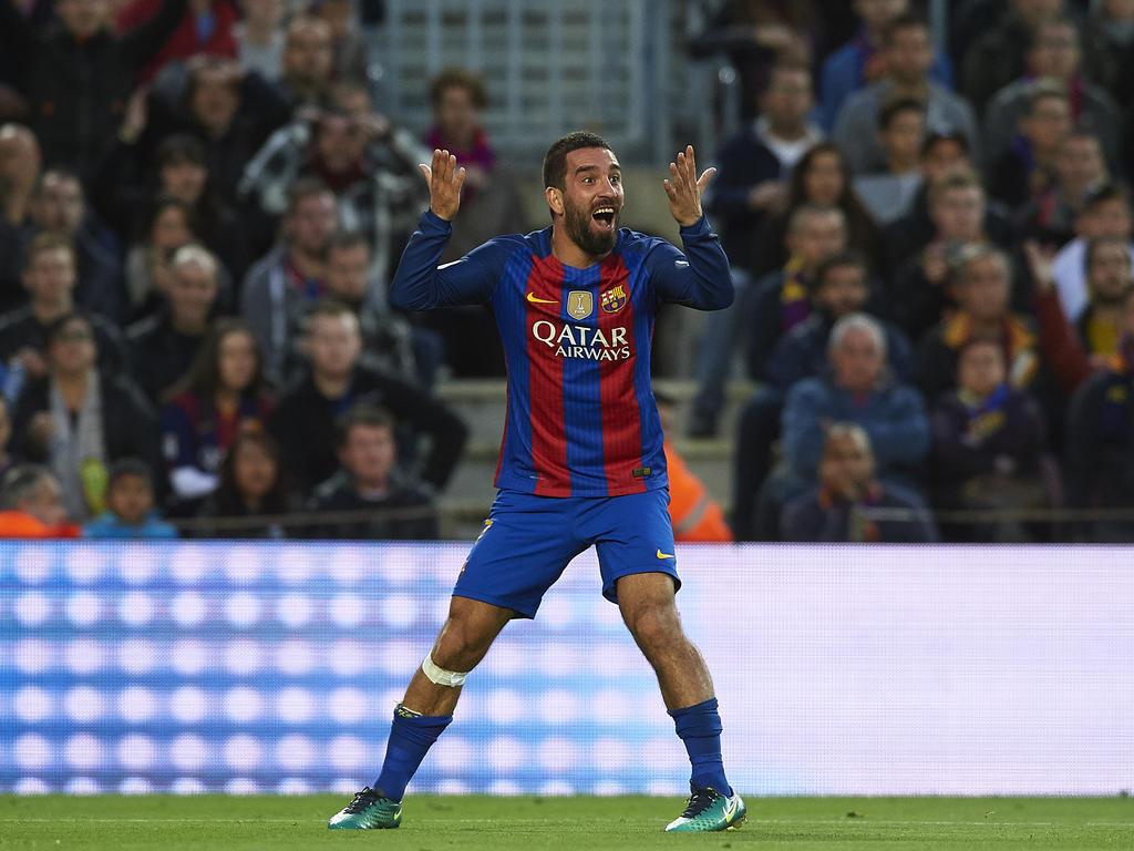 Arda Turan (FC Barcelona)