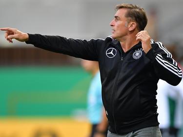 U21-Coach Stefan Kuntz muss auf Dahoud und Tah verzichten