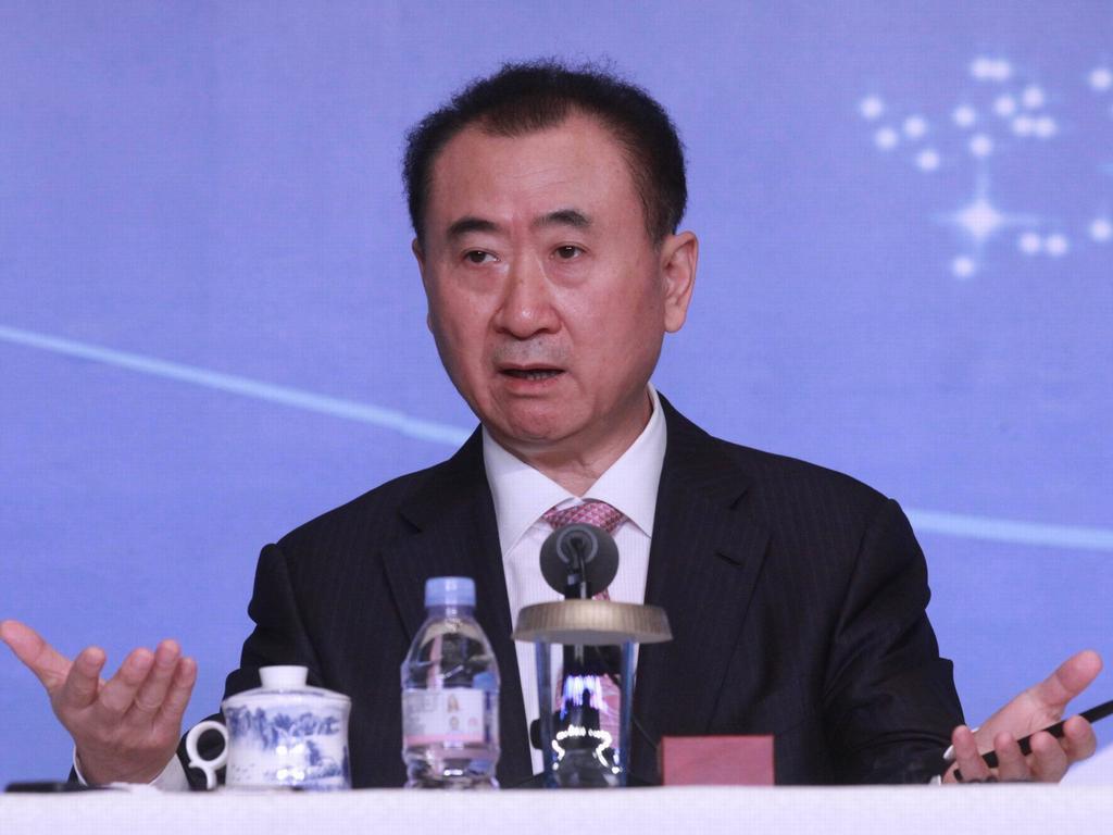 Wang Jianlin, propietario del conglomerado Wanda. (Foto: Getty)