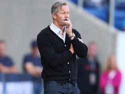 Jens Keller darf mit einem neuen Spieler planen