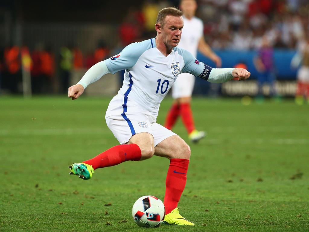 Seit dem Rücktritt von Gerrard Ende 2014 ist Wayne Rooney Kapitän