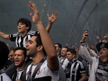Beşiktaş Fans (11.04.16).