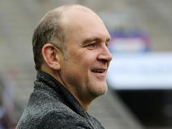 Jörg Schmadtke ist in Köln derzeit rundum zufrieden