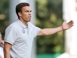 Valérien Ismaël steht vor seinem Bundesliga-Debüt als Cheftrainer