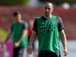Franck Ribéry hat mit dem FC Bayern noch Großes vor