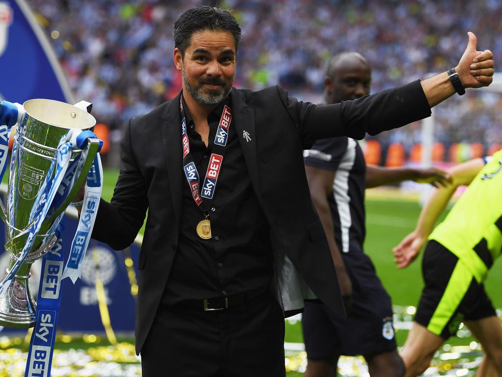 David Wagner stieg mit Huddersfield Town in die Premier League auf