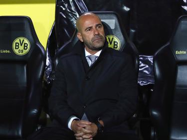 Trainer Peter Bosz gerät beim BVB mehr und mehr unter Druck