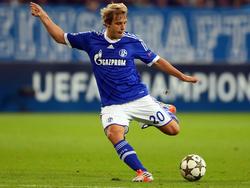 Beim FC Schalke 04 kam Teemu Pukki in der Saison 2012/13 meistens von der Bank