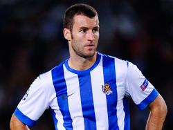 Imanol Agirretxe geht weiter bis 2018 für Real Sociedad auf Torejagd