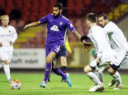 Cebio Soukou (M.) traf zum 1:0