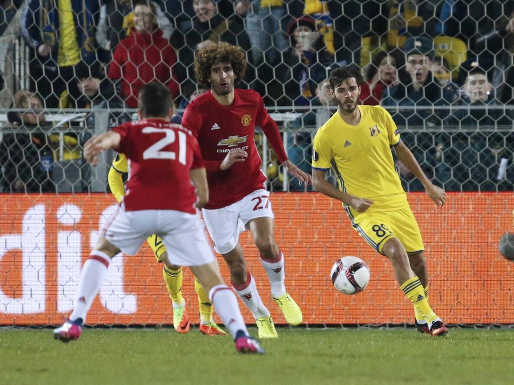 Lo único positivo para los ingleses fue el gol fuera de casa. (Foto: Imago)
