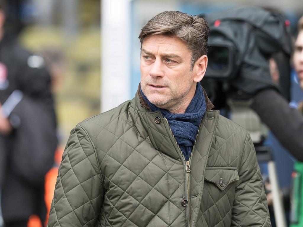 Oliver Kreuzer hat die Mannschaft des KSC scharf kritisiert