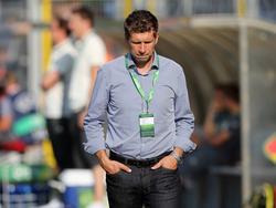 Guido Streichsbier und die DFB-Auswahl sind im WM-Achtelfinale gescheitert