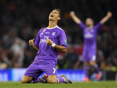 Cristiano ganó su cuarta Liga de Campeones. (Foto: Getty)