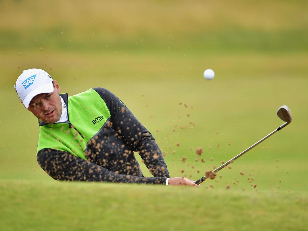 Golf: Wiesberger schafft Cut bei British Open