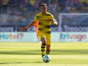 Mario Götze ist bei Borussia Dortmund wieder auf dem Weg zu alter Stärke