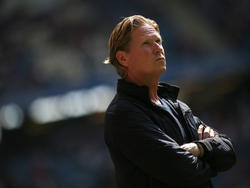 Führt Markus Gisdol den HSV durch stürmische Zeiten?