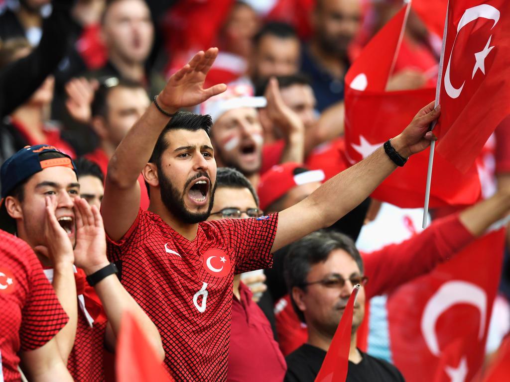 Island besiegt Türkei mit 3:0