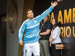 Luis Suárez sorgte bei der Copa für einen Eklat