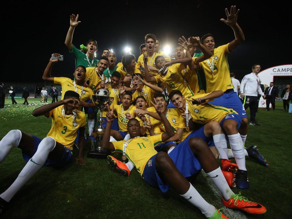 Brasil le propinó una goleada 5-0 a Chile. (Foto: Imago)