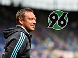 André Breitenreiter ist neuer Hannover-96-Coach