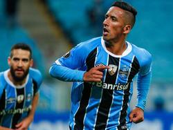 Lucas Barrios dreht in Brasilien wieder auf