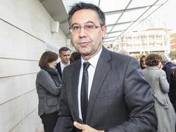 Muss sich gemeinsam mit Neymar vor Gericht verantworten: Josep Bartomeu