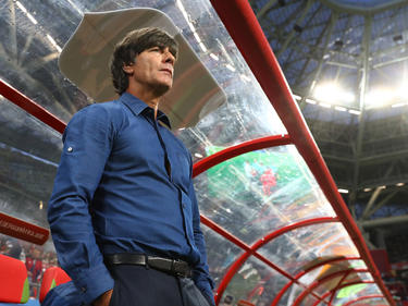 Joachim Löw war nach dem Spiel gegen Chile zufrieden mit dem Auftritt seiner Mannschaft