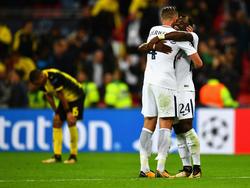 Tottenham und Co. bringen England zurück auf Rang zwei