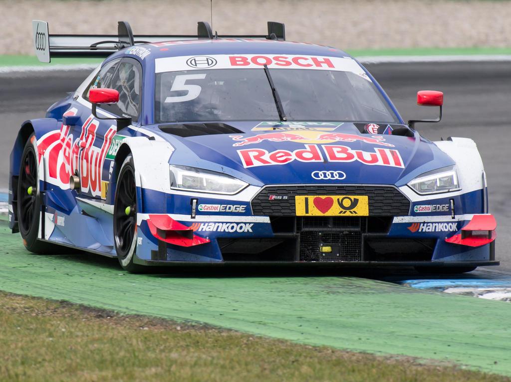 Rückschlag für Auer im Kampf um DTM-Triumph