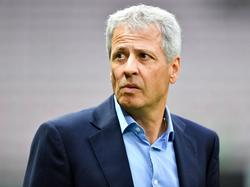 Lucien Favre traut dem BVB und RB Leipzig eine Aufholjagd zu
