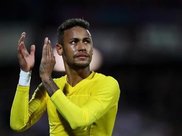 Neymar kann durch den Gewinn des Ballon d'or abräumen
