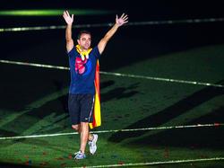 Xavi hat eine hohe Meinung von Schalkes Leon Goretzka