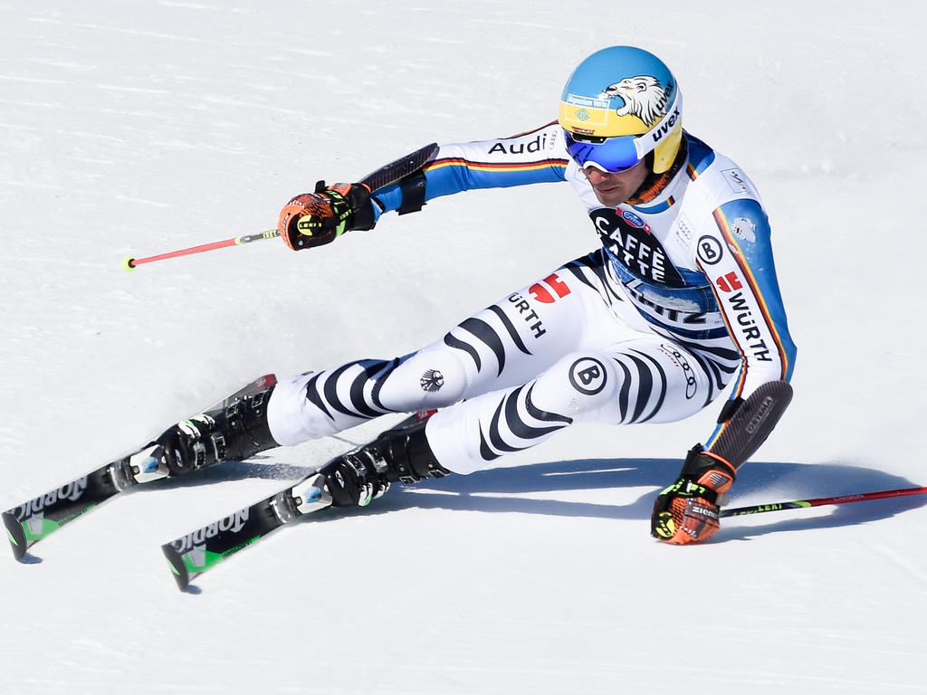 Konnte im zweiten Durchgang seinen sechsten Platz nicht halten: Felix Neureuther
