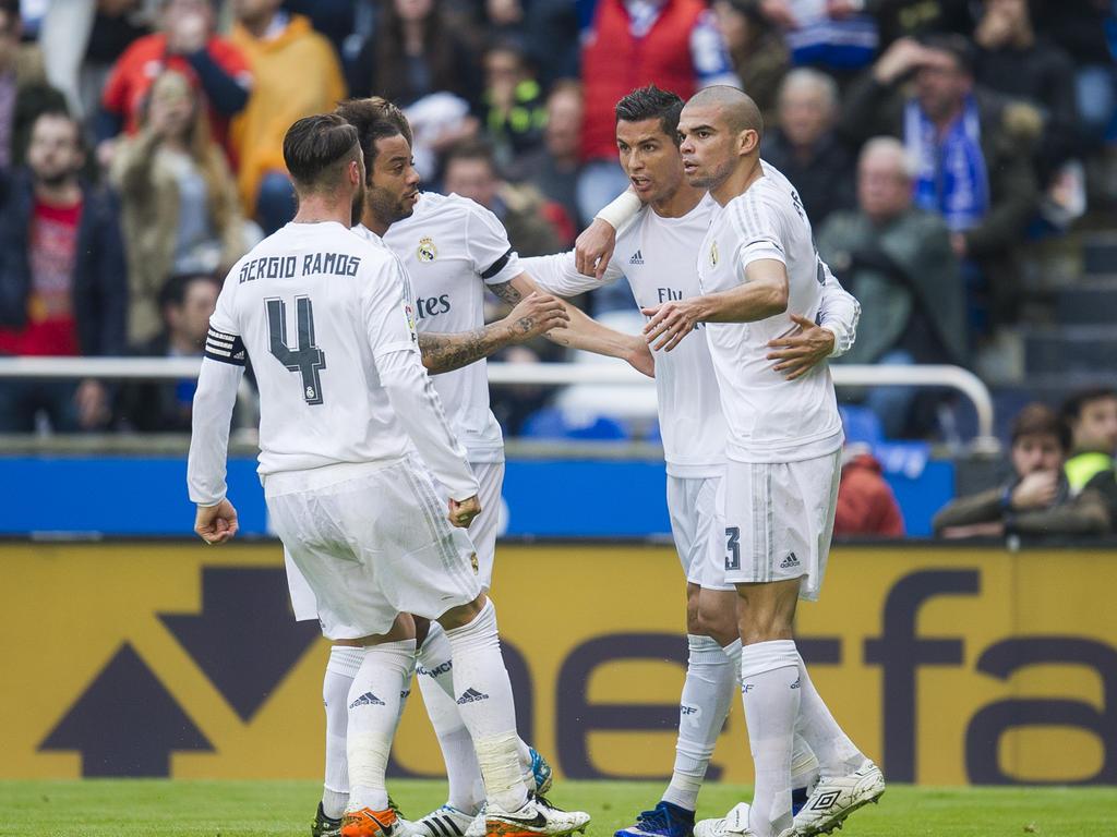 Real Madrid könnte zum 13. Mal einen Europapokal gewinnen
