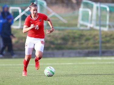 Für die Melkerin Marina Georgieva (SKN St. Pölten) ist es die erste Endrunde