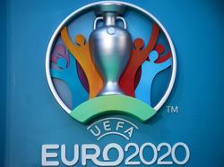 So sieht das Logo der EURO 2020 aus