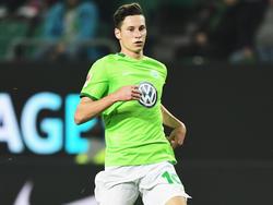 Julian Draxler ist ins Training des VfL Wolfsburg zurückgekehrt
