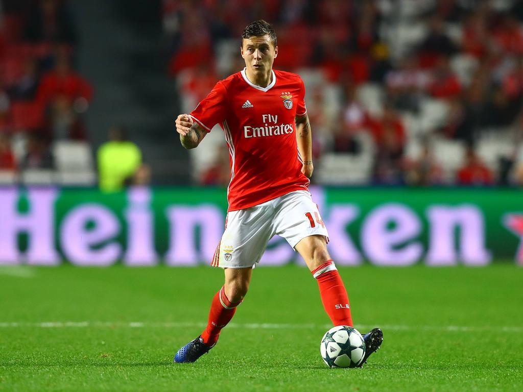 Victor Lindelöf, del Benfica. (Foto: Imago)
