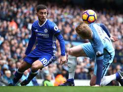 Eden Hazard soll auf der Wunschliste von Real Madrid stehen
